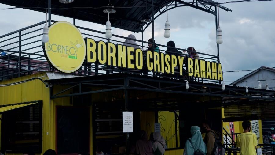 CAFE BORNEO FOODIE PONTIANAK