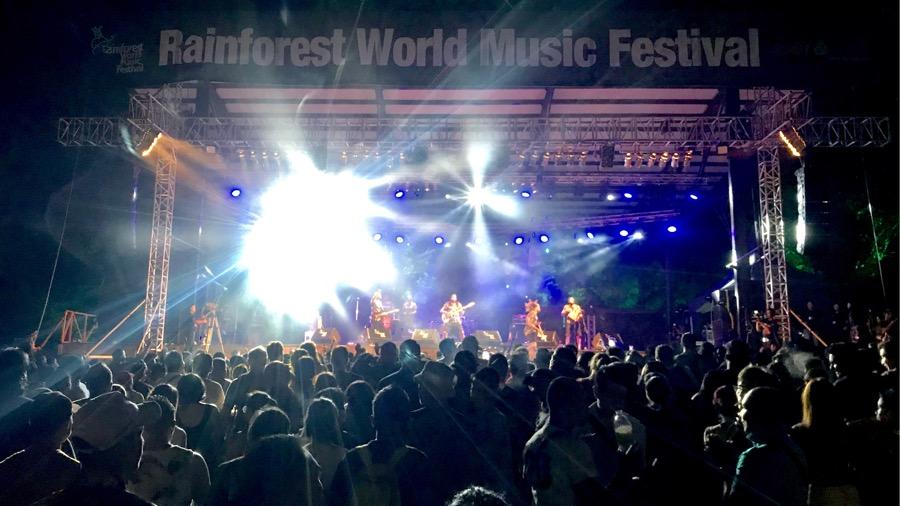 Rainforest World Music Festival yang Selalu Ditunggu