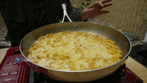 Jagung Keju Mozarella