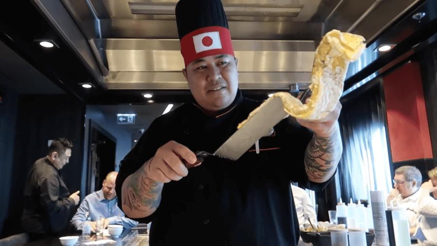 Makan di Atas Oasis of the Seas, Salah Satu Kapal Pesiar Terbesar di Dunia