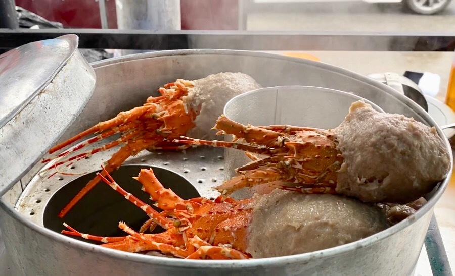 Bakso Lobster Pertama di Pontianak