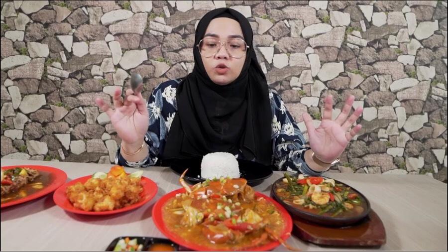 Pondok Juanda, Restoran Seafood  Pinggir Jalan yang Viral di Pontianak
