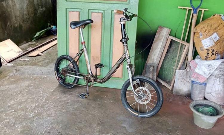 Sepeda Jadul 'Minion' Jadi Buruan Kolektor
