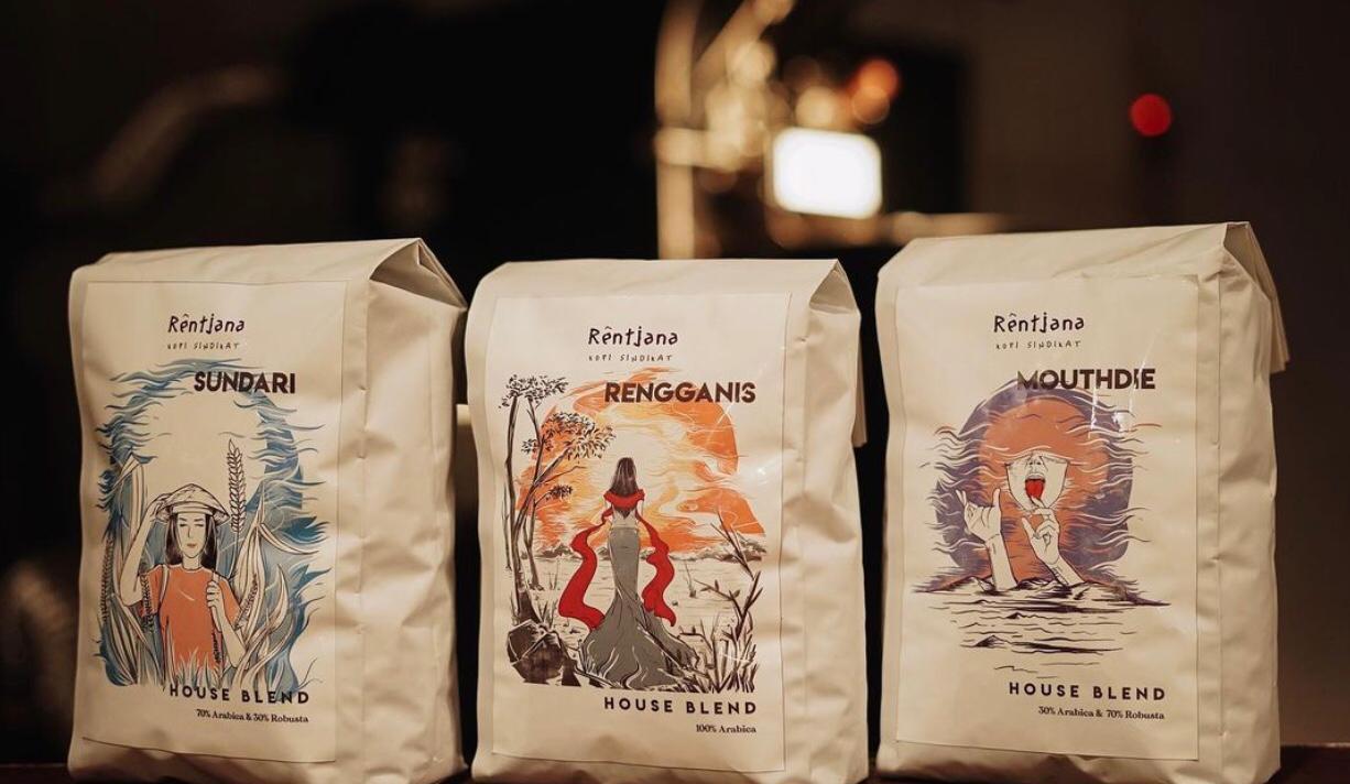 Rentjana Coffee Roastery Pontianak