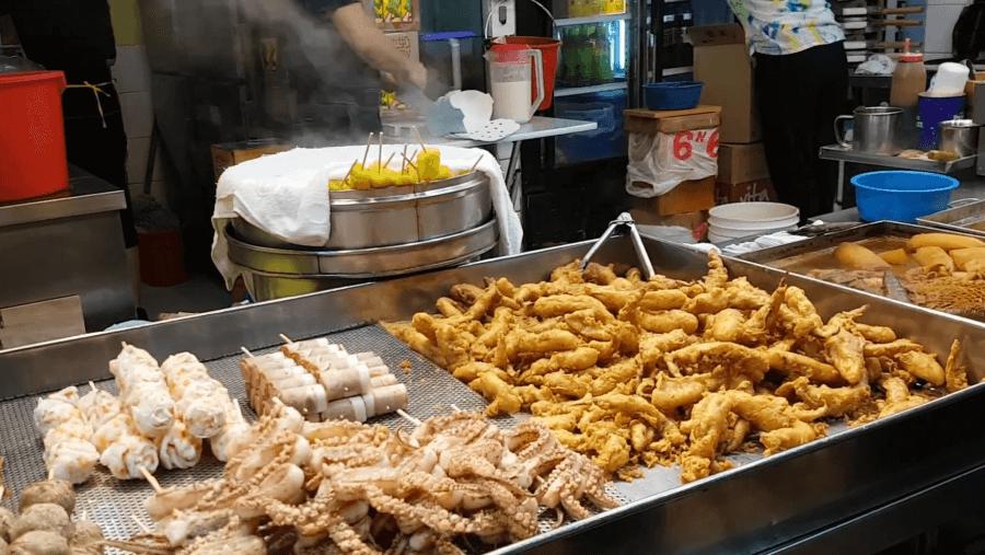 Hongkong Street Food, Surganya Para Pecinta Kuliner