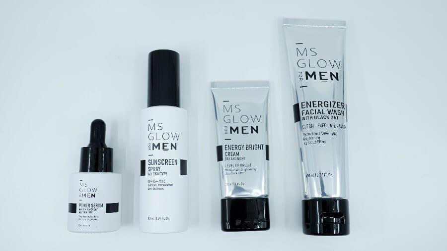 MS GLOW FOR MEN