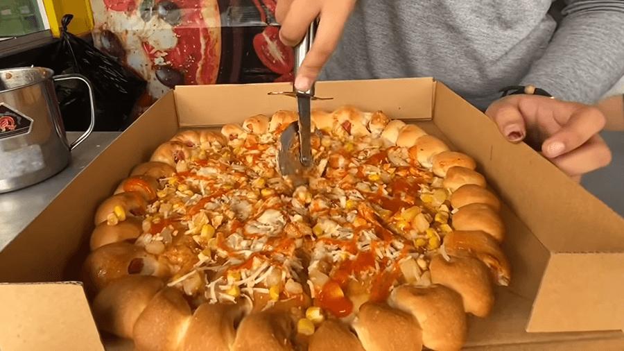 Pizza Koe Pontianak