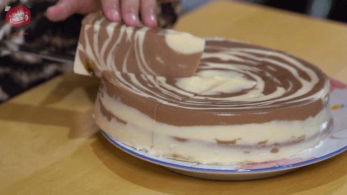 Pudding Roti Zebra