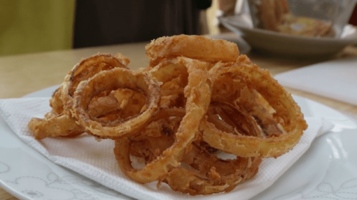 Snack Onion Ring