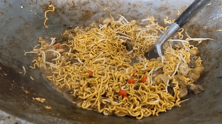 Indomie Goreng Rebus Daging
