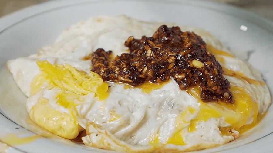 nasi telur ayong