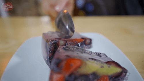 Pudding Buah