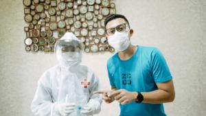 Deteksi Covid-19 Laboratorium Sakura
