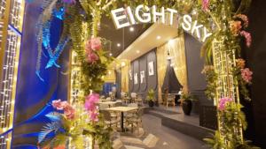 Makanan Eight Sky Cafe