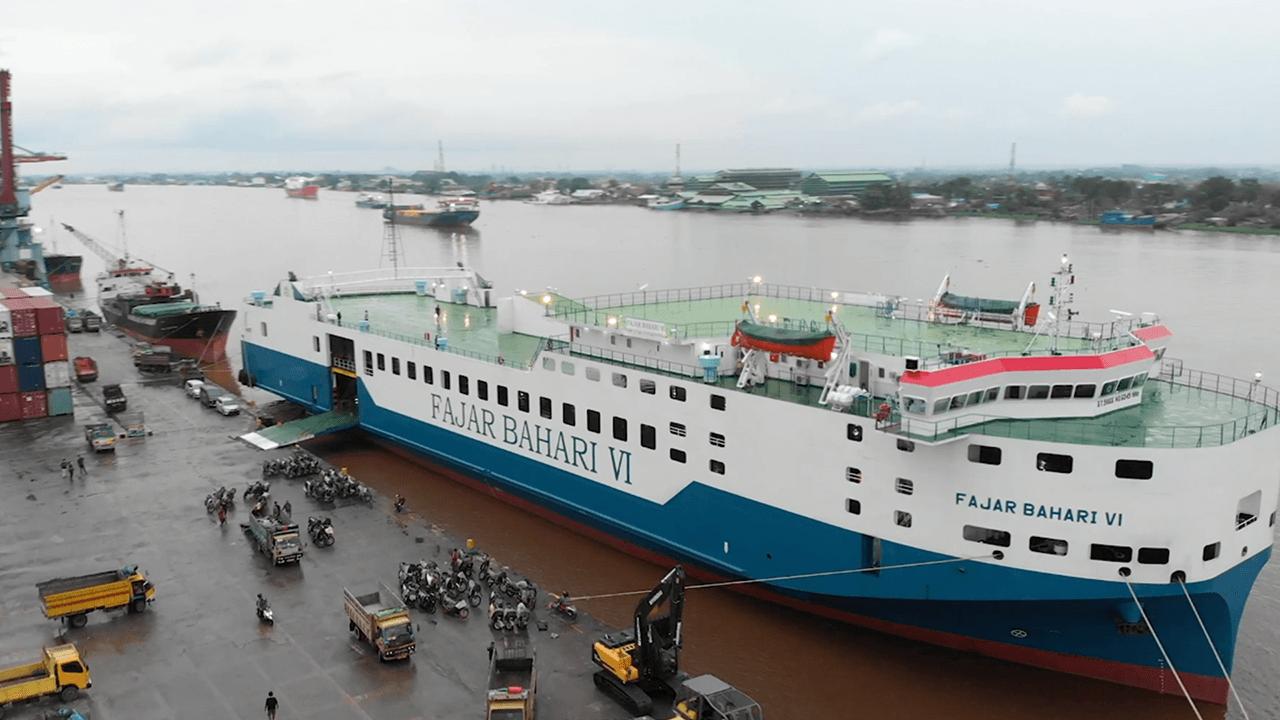 Bingung Mau Kirim Kendaraan ke Luar Kalbar, Fajar Bahari Solusinya!