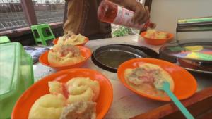 Es Puter Durian Cirebon