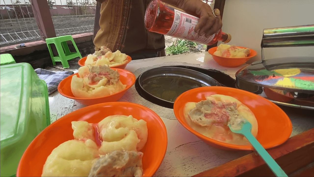 Es Puter Durian Khas Cirebon Ada di Pontianak