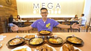 Makan Murah Mega d'kitchen