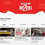 Dukung YouTube Scaleup Rezeki