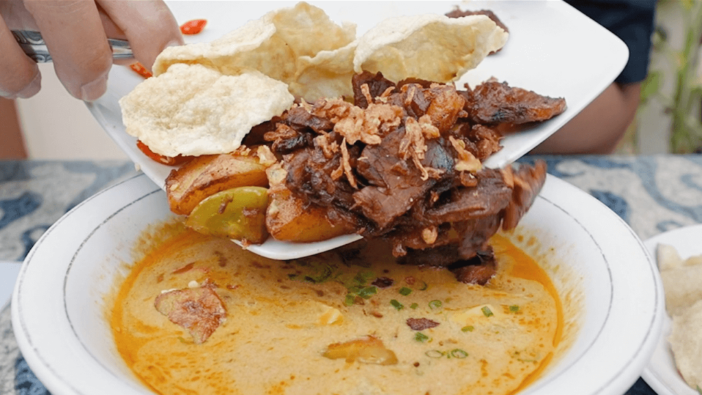 Makanan Berkuah Rumah Soto