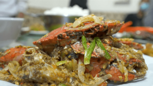 Pondok 18 tempat Makan Seafood Pontianak