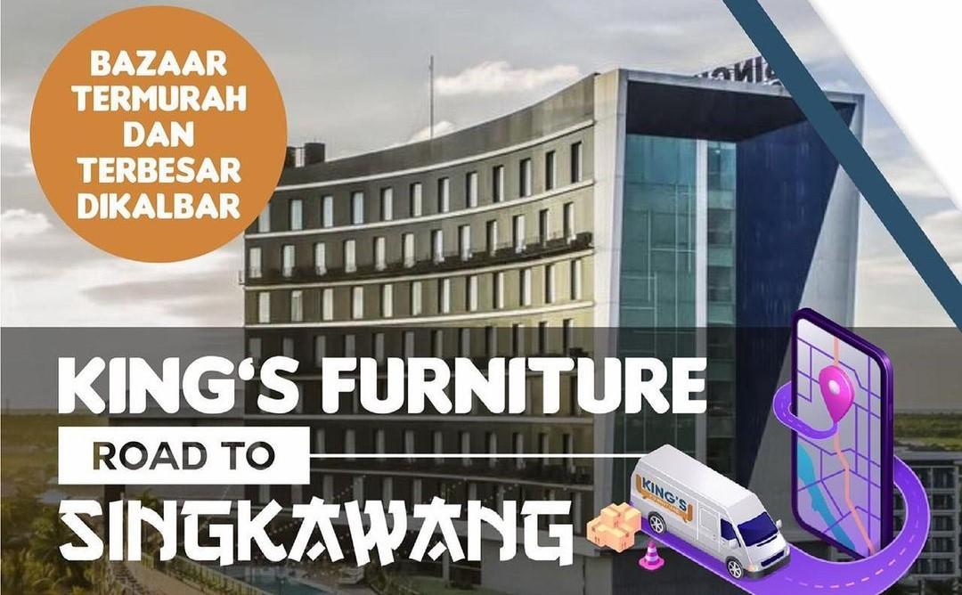 Siap-siap Bazaar Ramadhan dari Kings Furniture