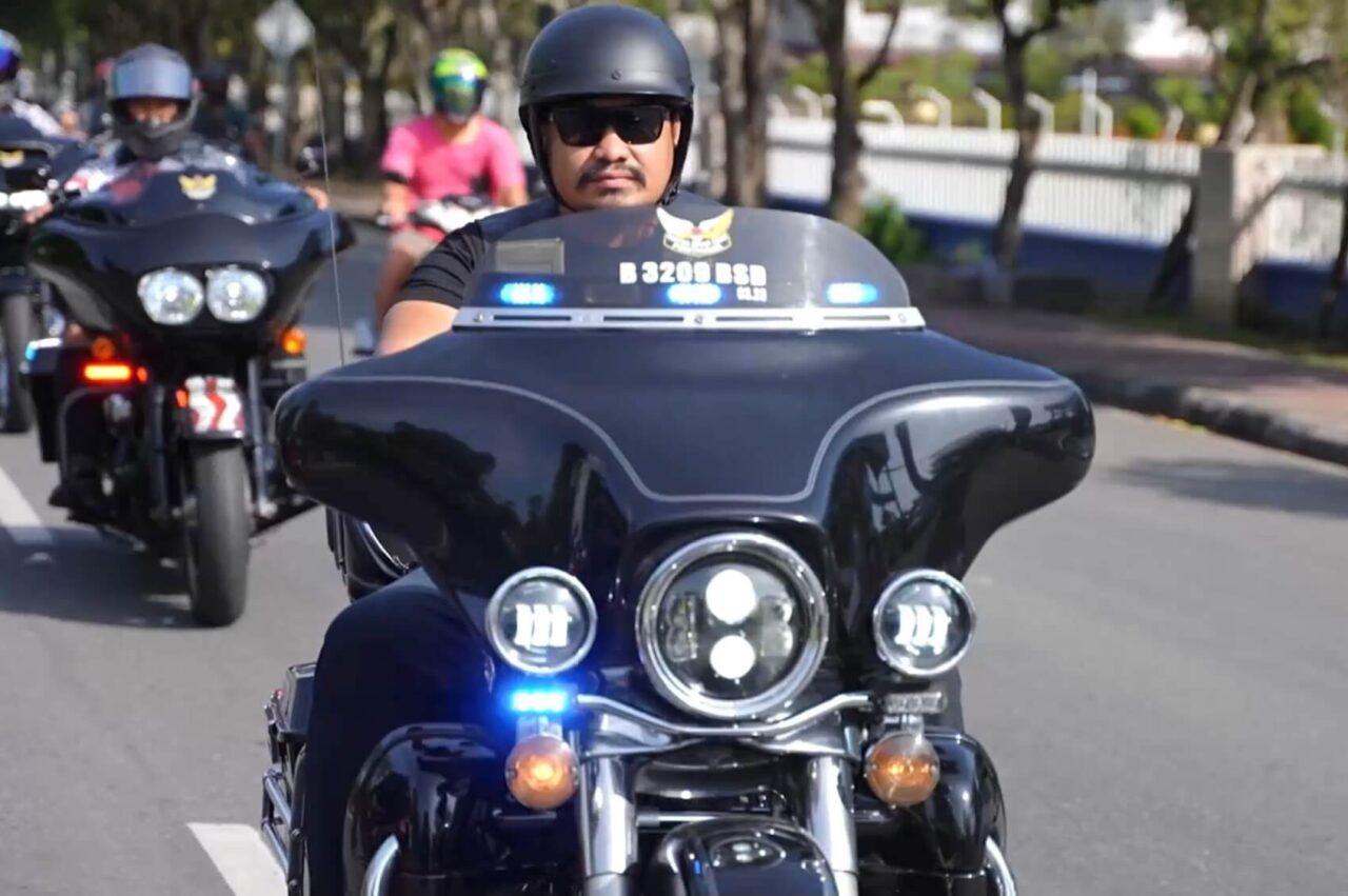 Riding, Menembak dan Makan Bakso Bareng MBC Pontianak