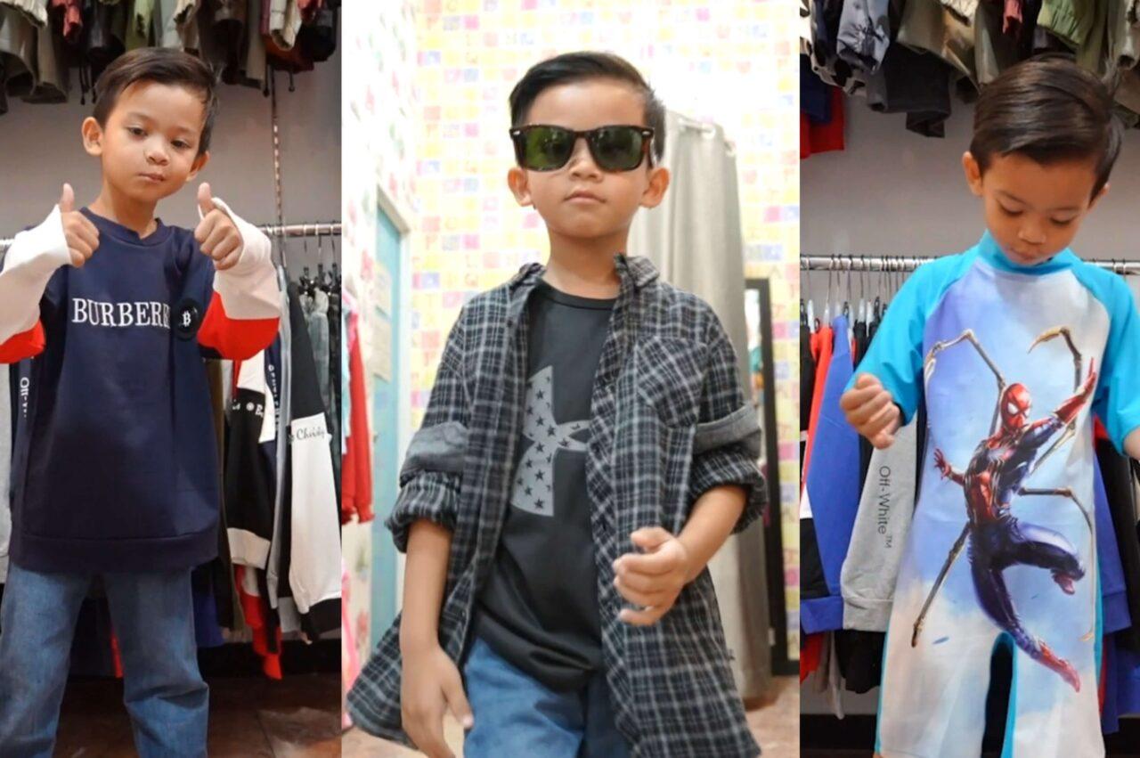 Cari Baju Untuk Anak Tak Perlu Bingung, Cukup ke Ayra Kid's Wear!