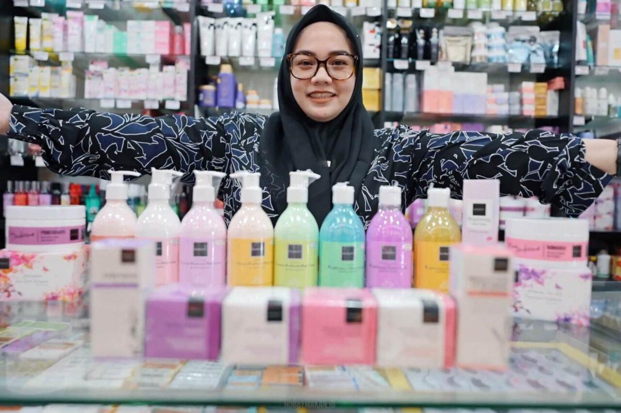 Distributor Kosmetik Paling Lengkap dan Murah se-Kalbar!